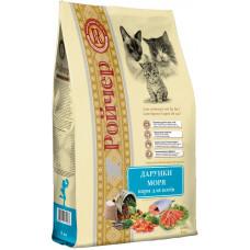 Ройчер (Roycher) Дары моря корм для кошек 6 кг