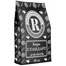 Ройчер (Roycher) Стандарт корм для кошек 10 кг