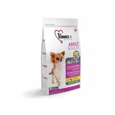 1st Choice (Фест Чойс) корм для мелких пород собак с ягненком и рыбой 7 кг