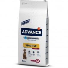 Advance Adult Lamb & Rice Корм для взрослых собак с ягненком и рисом 12 кг