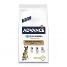 Advance (Эдванс) German Shepherd корм для немецких овчарок 12 кг
