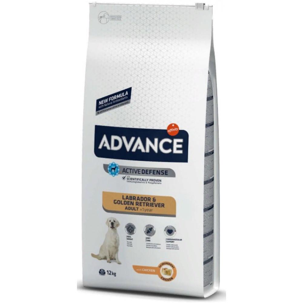 Advance (Эдванс) Labrador Adult Корм для взрослых лабрадоров 12 кг