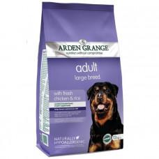 Arden Grange Adult Large Breed Корм для крупных пород с курицей и рисом 12 кг