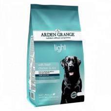 Arden Grange Light Корм для собак с избыточным весом 12 кг