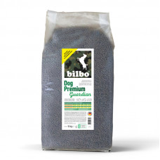 Bilbo (Бильбо) Adult Premium 26/18 (зеленый) Корм для активных собак  15 кг