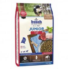 Корм Bosch (Бош) для щенков всех пород с ягненком и рисом 15 кг