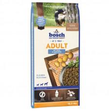 Корм Bosch (Бош) для собак с рыбой и картофелем 15 кг