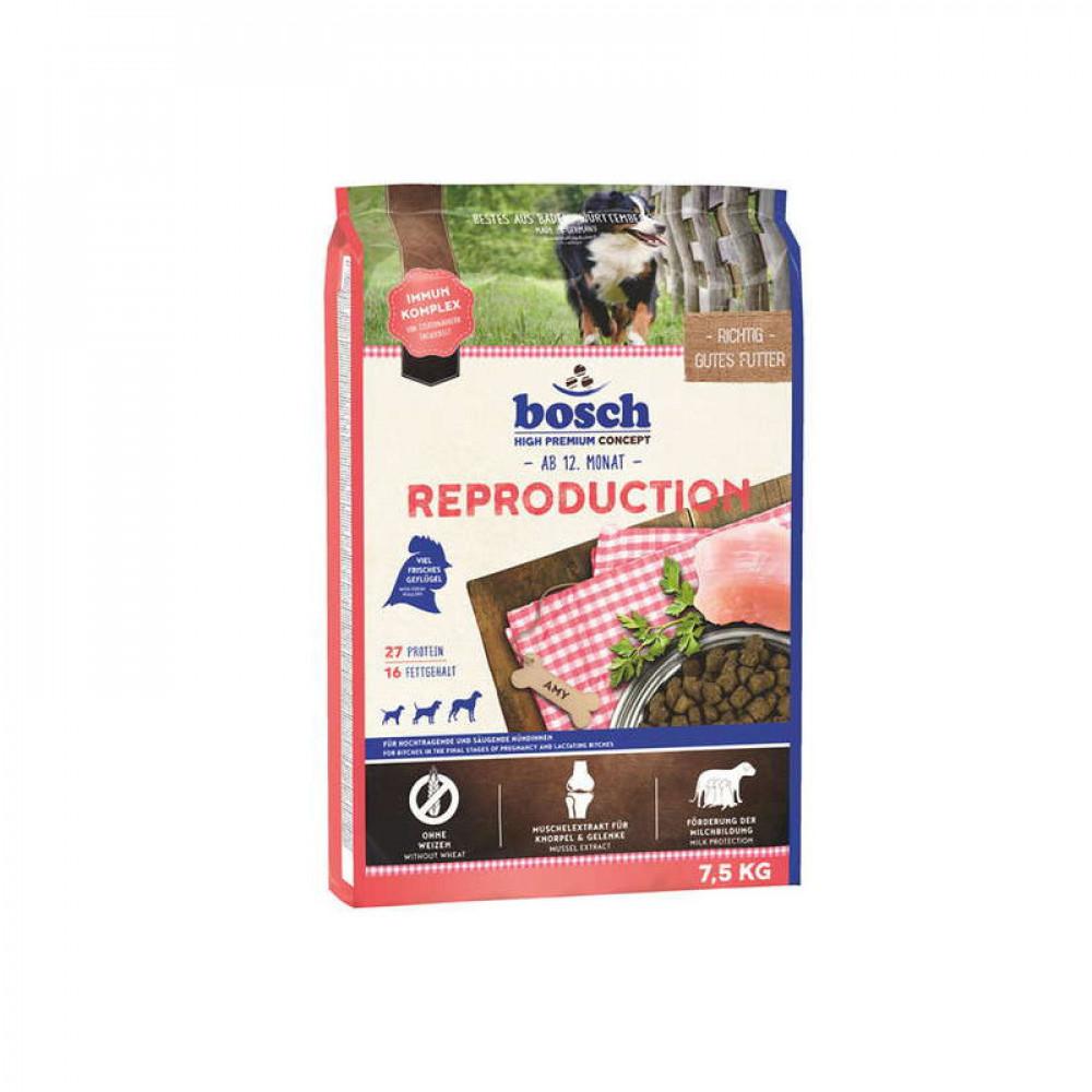 Корм Bosch (Бош) Reproduction для собак беременных и кормящих 7.5 кг