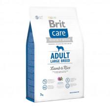 Brit Care Adult Large Breed Lamb&Rice – Брит Каре ягненок, рис для собак крупных пород 12 кг