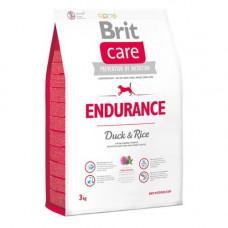 Brit Care Endurance – Брит Каре для активных собак с уткой 12 кг