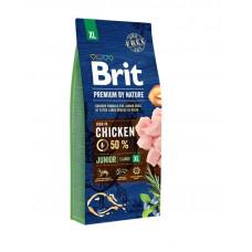 Brit Premium Junior XL  Брит для щенков гигантских пород 15 кг