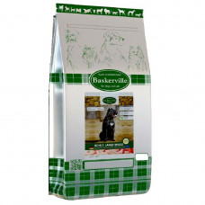 Сухой корм для взрослых крупных собак Baskerville Adult Large Breed