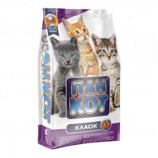 """Пан Кот """"Классик"""" Корм для кошек  10 кг"""