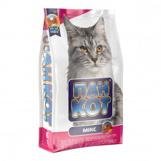 "Пан Кот ""Микс"" Корм для кошек 10 кг"