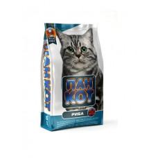 "Пан Кот ""Рыба"" Корм для кошек  10 кг"