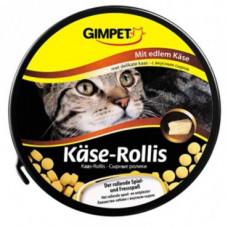 Витамины Джимпет для кошек сырные шарики Gimpet Kase-Rollis 400 шт