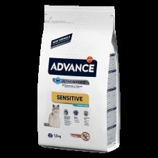 Advance (Эдванс) Sterilized корм для кастрированных и стерилизованных кошек с лососем