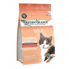 Arden Grange Adult Cat Fresh Salmon&Potato Корм беззерновой для кошек