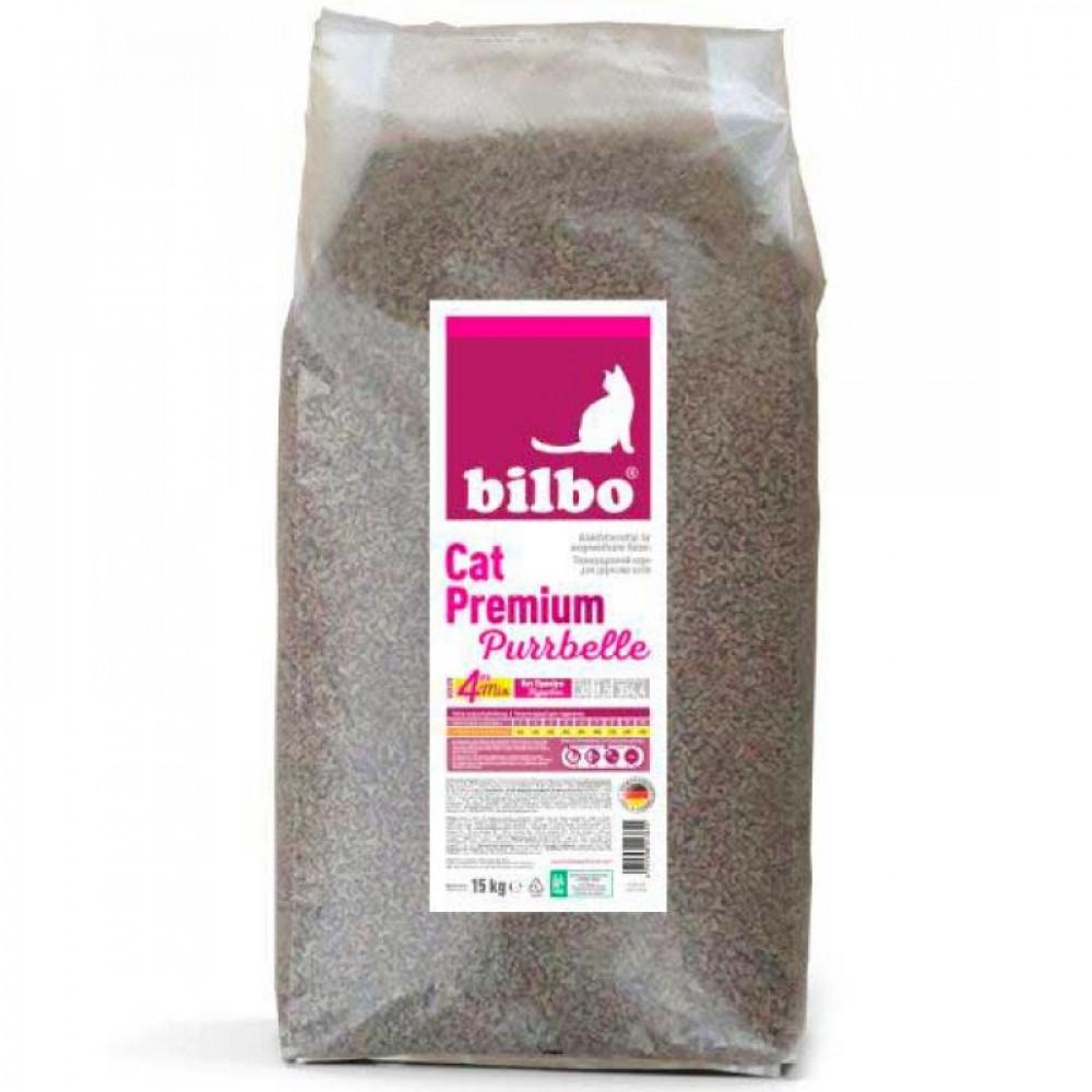 Корм для кошек Bilbo Cat Premium Purrbelle 15 кг