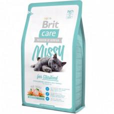 Brit Care MISSY Sterilised Корм для кастрированных/стерилизованных