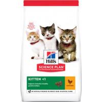 Корм Хиллс для котят Hill's Science Plan Kitten Курица