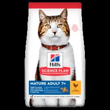 Корм Хиллс для пожилых кошек Hill's Active Longevity Science Plan Feline Mature Adult 7+