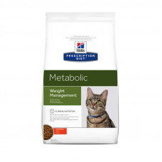 Лечебный корм Хиллс Метаболик (Hill's Metabolic) для кошек