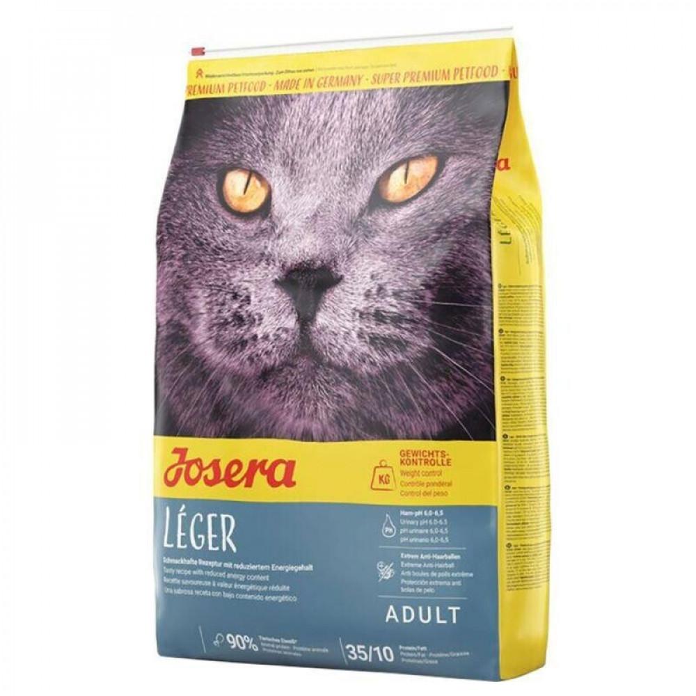 Josera (Йозера) Leger для кастрированных и стерилизованных кошек 10 кг