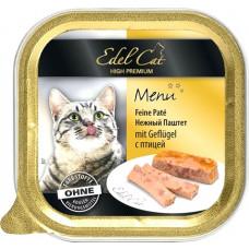 Edel Cat – паштет Эдель с птицей 100 г