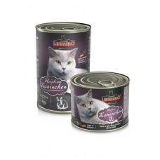 Консервы для кошек Leonardo «Кролик»