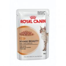 Консервы для кошек Роял Канин (Royal Canin) Intense Beauty для красоты шерсти в соусе