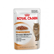 Консервы для кошек Роял Канин Royal Canin Intense Beauty в желе