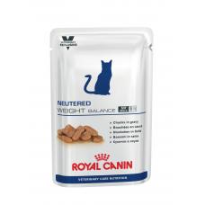 Консервы Роял Канин (Royal Canin) Neutered WEIGHT BALANCE для кошек склонных к избыточному весу