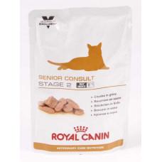 Консервы Роял Канин (Royal Canin) Senior Consult Stage 2 для пожилых кошек (пауч)
