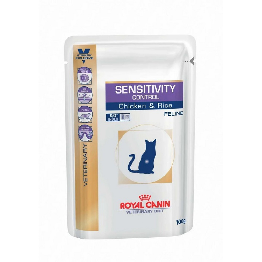 Консервы для кошек Роял Канин (Royal Canin) Sensitivity при пищевой аллергии
