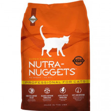 Nutra Nuggets (Нутра Наггетс) Professional Корм для котов на всех стадиях жизни