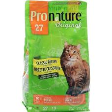 Pronature 27 Original (Пронатюр) для пожилых кошек с курицей 5.44 кг