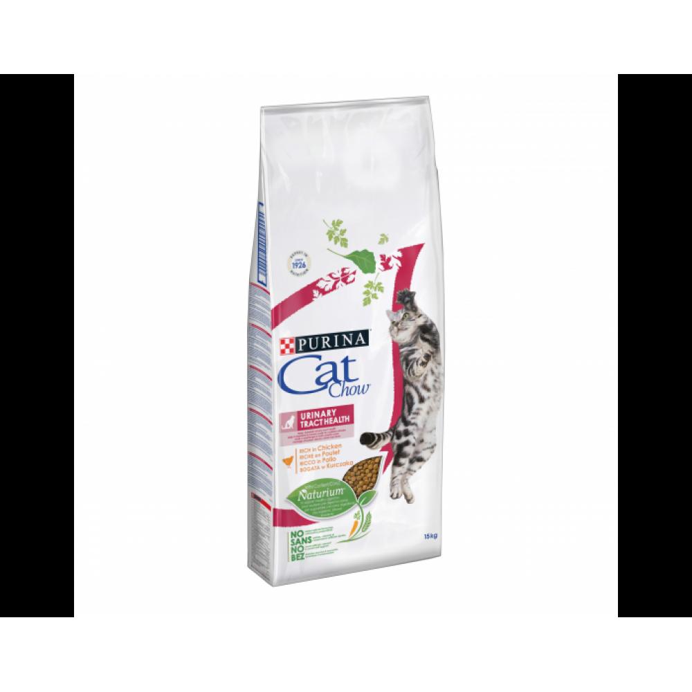 Purina Cat Chow Urinary Tract Health для кошек профилактика мочекаменной болезни