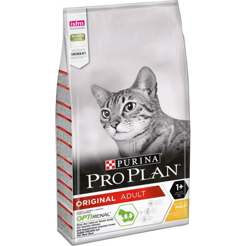 Purina Pro Plan (Про План) Adult Chiken корм для кошек с курицей