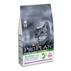 Purina Pro Plan (Про План) Sterilised Turkey для кастрированных кошек (индейка)