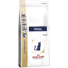 Лечебный корм Royal Canin (Роял Канин) Renal для кошек при почечной недостаточности