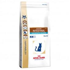 Royal Canin Gastro Intestinal Moderate Calorie корм для кошек при нарушении пищеварения 2 кг
