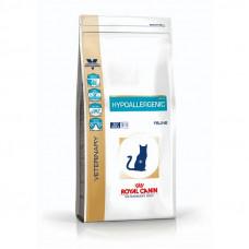 Лечебный корм Royal Canin (Роял Канин) Hypoallergenic для кошек при пищевой аллергии 2.5 кг