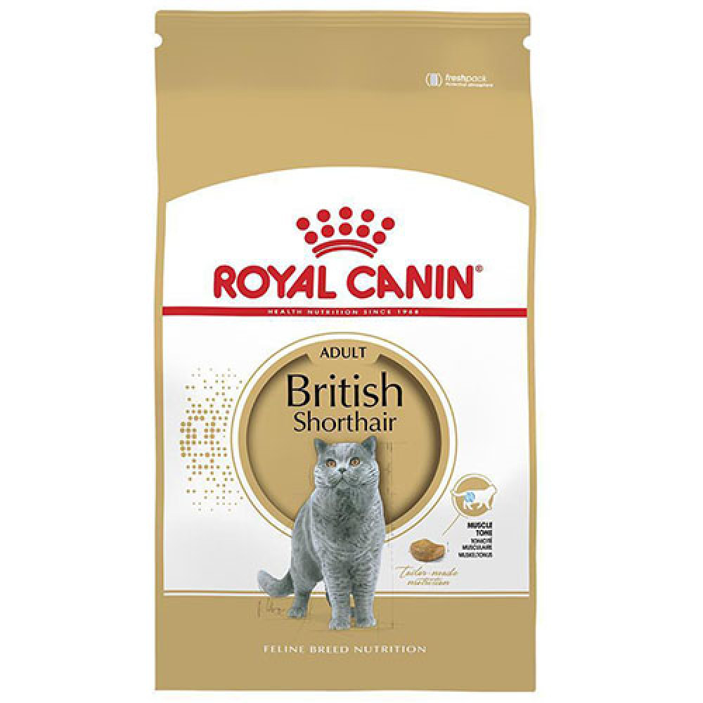 Корм для британцев Роял Канин (Royal Canin) British Shorthair