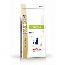 Лечебный корм Royal Canin (Роял Канин) Diabetic для кошек при сахарном диабете 1,5 кг