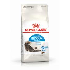 Корм Royal Canin (Роял Канин) Indoor Long Hair для кошек домашних, длинношерстных