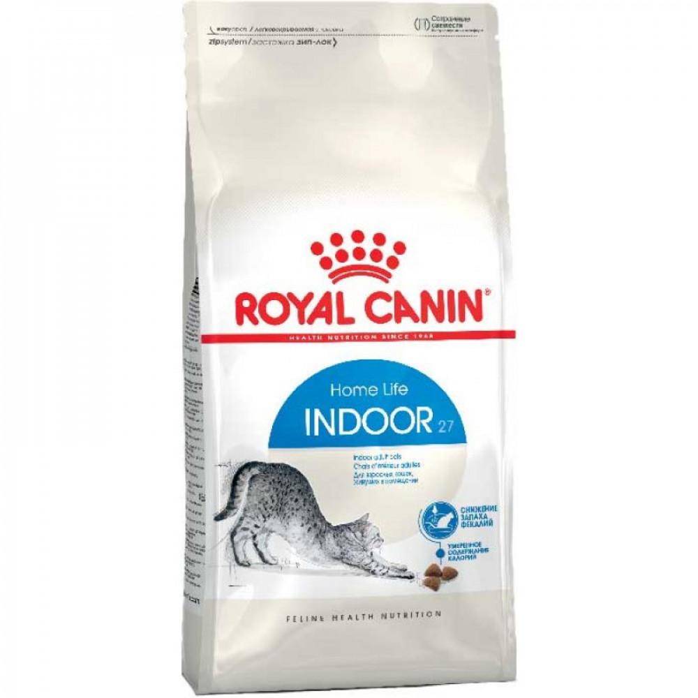 Royal Canin (Роял Канин) Indoor 27 корм для домашних кошек