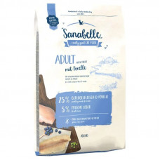 Bosch Sanabelle (Санабель) Adult with Trout – корм для кошек с форелью 10 кг