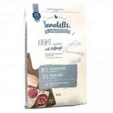Bosch Sanabelle (Санабель) Light – корм для кошек, склонных к избыточному весу 10 кг