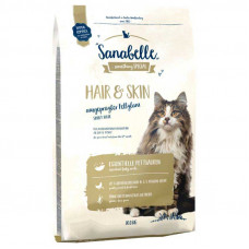 Bosch Sanabelle (Санабель) Hair & Skin – корм для кошек для кожи и шерсти 10 кг